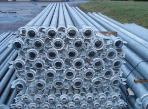 Teräs- ja alumiiniputket