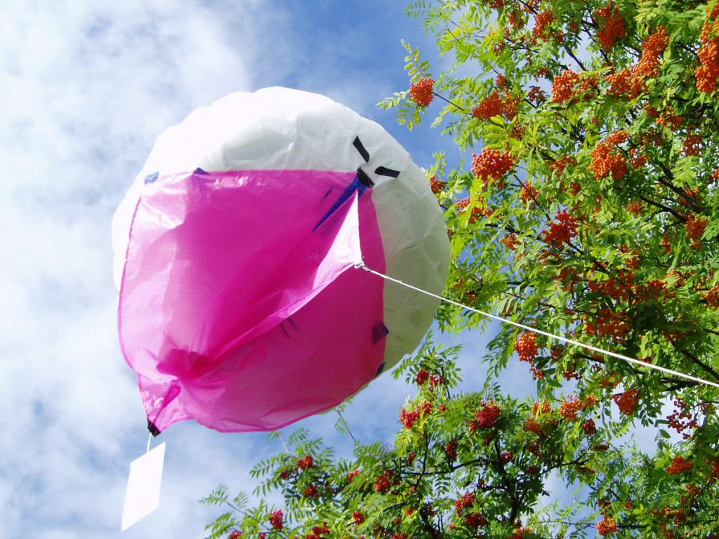 Vigilante Helikite -pelätinpallo